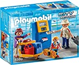 Playmobil 5399   Familie am Check in Automat