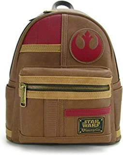 Loungefly Star Wars The Last Jedi Rebel Finn Mini Backpack