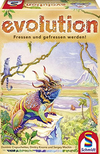 Schmidt Spiele 49312 - Evolution, Kartenspiel