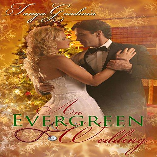 An Evergreen Wedding audiobook cover art