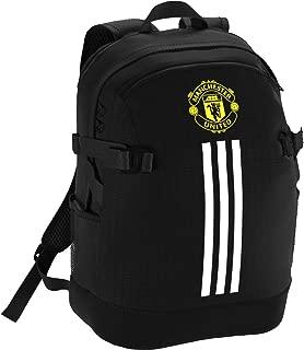 adidas 2019-2020 Man Utd Backpack (Black)