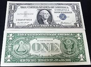1886 Martha Washington One-Dollar Silver Certificate Hybrid New Modern $1 Bill