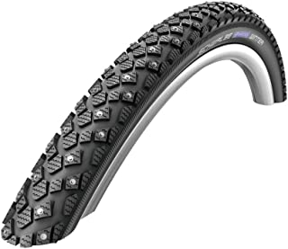 Schwalbe Marathon Winter Plus HS 396 Studded Mountain Bicycle Tire - Wire Bead