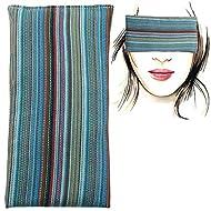 """Cuscino per occhi """"Granada""""   Semi di lavanda e riso   Yoga, Meditazione, rilassamento, riposo oculare..."""