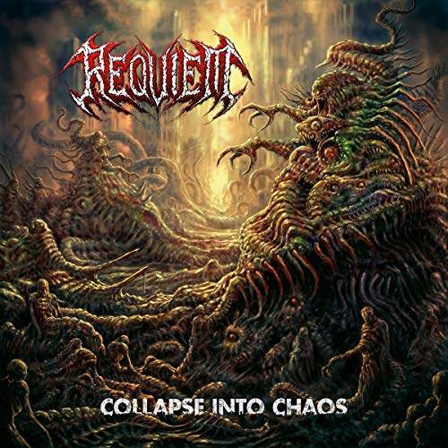 Collapse Into Chaos (Digipak)
