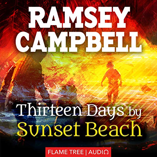 Thirteen Days by Sunset Beach (Fiction Without Frontiers) cover art
