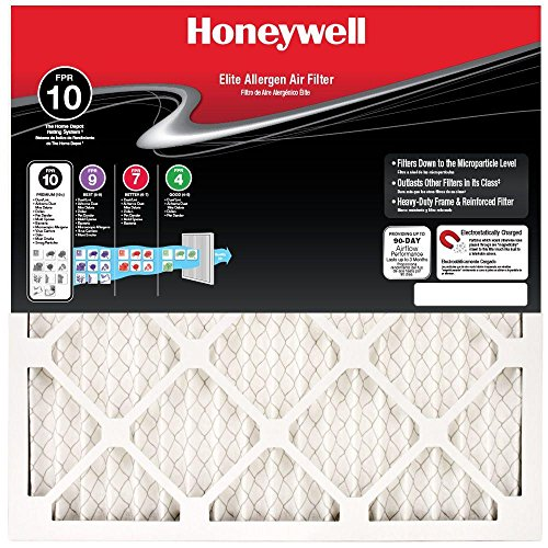 honeywell 16x25x1 - 5