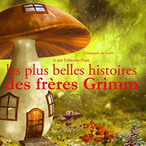 Les plus belles histoires des frères Grimm cover art
