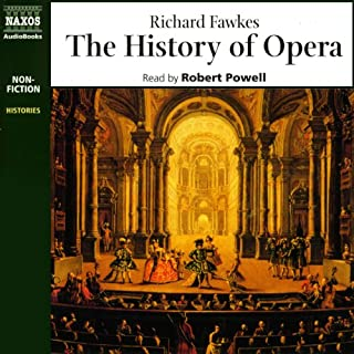 The History of Opera cover art