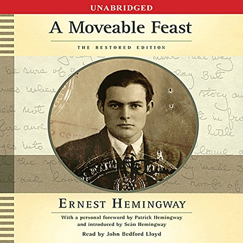 A Moveable Feast cover art