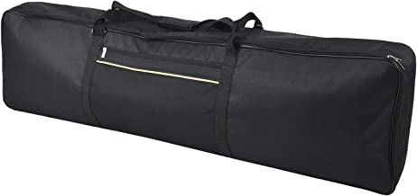 ammoon 88-Key Portable Keyboard Electric Piano Padded Case G