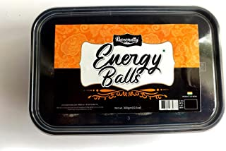 BARENUTTY Peanut Crunchy Coconut with Medjool Dates (Energy Balls) - 300 gm