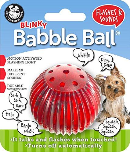 Pet Qwerks Blinky Babble