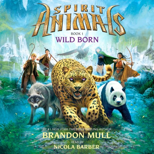 Wild Born     Spirit Animals, Book 1              De :                                                                                                                                 Brandon Mull                               Lu par :                                                                                                                                 Nicola Barber                      Durée : 5 h et 36 min     Pas de notations     Global 0,0