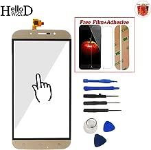 Smartphone Touch Screen Digitizer Glass Lens Sensor For Umi Rome Rome X Flex Cable + Free Tools + Adheisve + Screen Protector