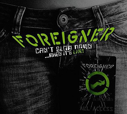 Can'T Slow Down-When It'S Live [Vinyl LP]