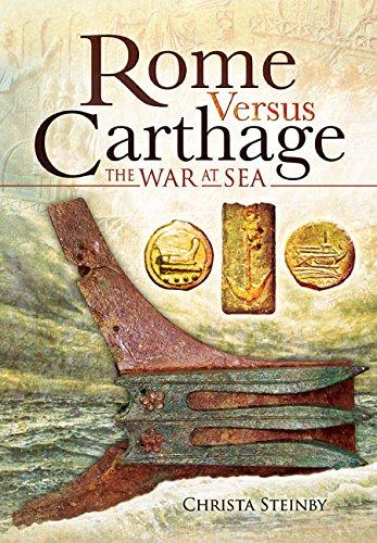 Rome Versus Carthage: The War at Sea