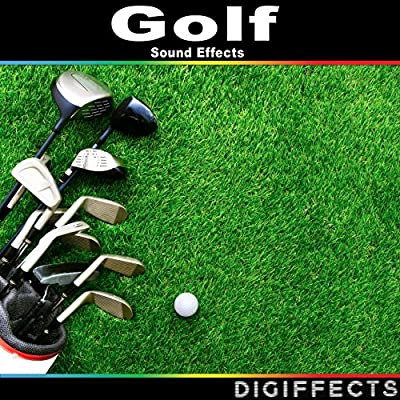 Pitch to Green with Ball Rolls at Indoors Driving Range Version 1