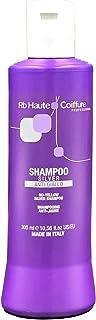 Renee blanche silver shampoo, purpule shampoo for anti yelow- 300 ml- Italy