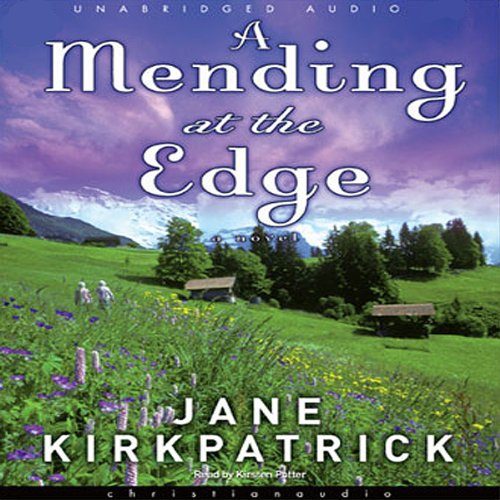 Mending at the Edge audiobook cover art