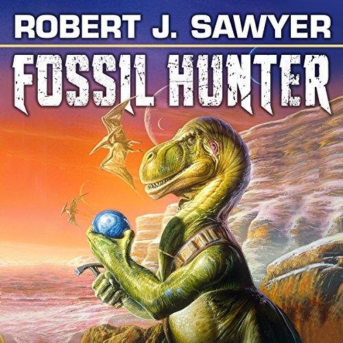 Fossil Hunter audiobook cover art