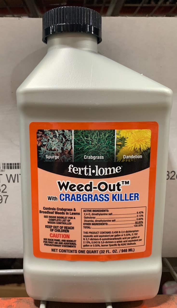 Fertilome 11032 Weed Out Crabgrass Killer