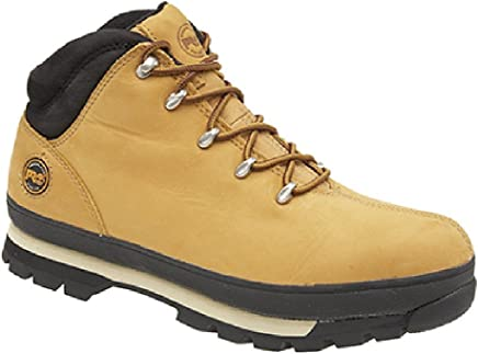 Timberland Splitrock Pro Industrial Safety Boots In Wheat M1044N.