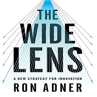 The Wide Lens audiobook cover art