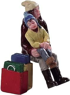 Lemax Christmas Shopping Break, Set of 2