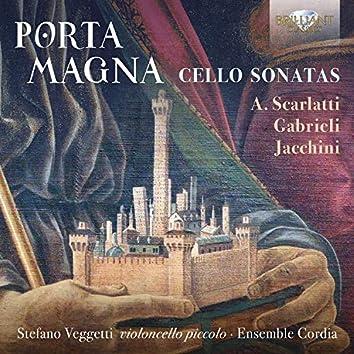 Porta Magna Cello Sonatas