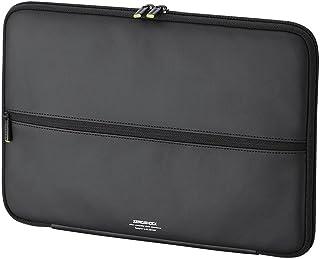 エレコム パソコンケース 11.6インチ (iPad pro12.9/surfacePro) 衝撃吸収 ZEROSHOCK スリム ブラック ZSB-IBUB03BK