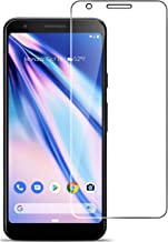 Gorilla Gadgets [Tempered Glass] Compatible with Google Pixel 3a XL Screen Protector [Edge Full Cover] [Full Glue] 9H Hardness 99.9% High Definition Ultra Clear Tempered Glass