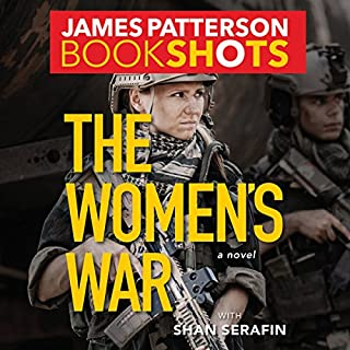 The Women's War audiobook cover art