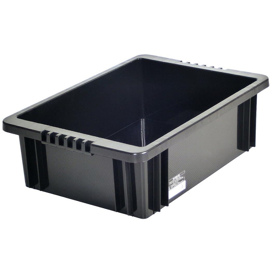 ハブブご近所よりAstage(アステージ)  NVボックス #22 ブラック W約37×D約53.6×H約16.2cm