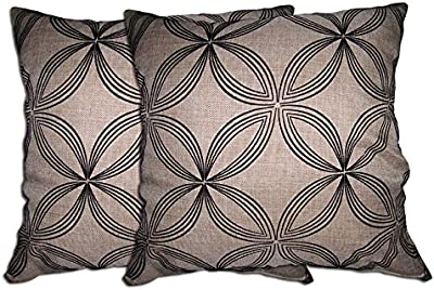 Amazon.com: HiEnd Accents Celeste - Almohada decorativa ...