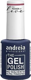Andreia Professional - The Gel Polish - Esmalte de Uñas en Gel sin Disolventes ni Olores - Color PL1 Rosa