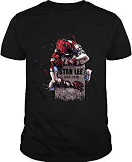 Rip Stan Lee Shirt 1922-2018, Stan Lee Marvel Comics Shirt, Stan Lee Spider-Man Films Shirt