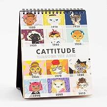 Paper Source 2020 12 Month Catitude Calendar, 6