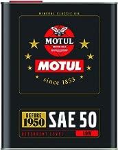 MOTUL CLASSIC OIL SAE50(2L)【正規輸入品】