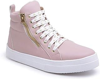 Bota Feminina Snap Shoes Ziper