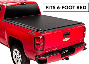 TruXedo Lo Pro Soft Roll Up Truck Bed Tonneau Cover | 539101 | fits 82-93 GM S-10/Sonoma 6' bed
