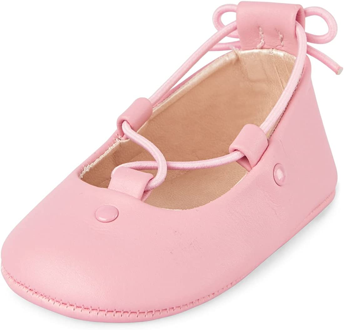 The Childrens Place Kids Nbg Lace Ballet Flat