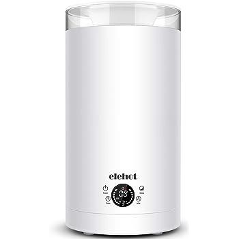 Basics Humidificateur avec veilleuse et diffuseur d/'ar/ômes Blanc 1,5/L