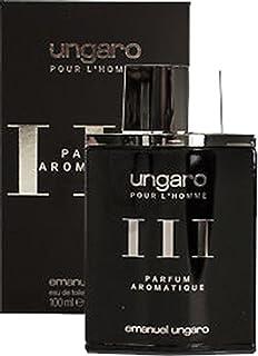 Emanuel Ungaro Pour L'Homme Iii Aromatique Parfum Eau de Toilette 100ml