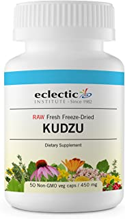 Eclectic Kudzu Root Freeze Dried Vegetables, Blue, 50 Count