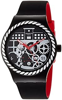 Swatch SISTEM SCHWIIZ Unisex Watch SUTB404