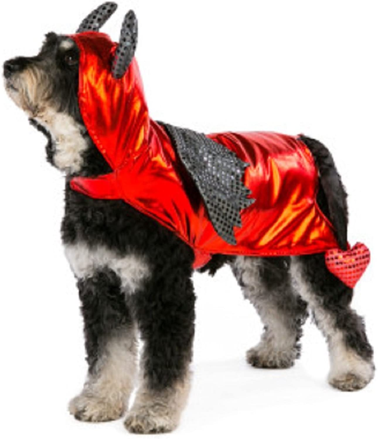 Pet Halloween Dog's Devil Costume  Size Medium
