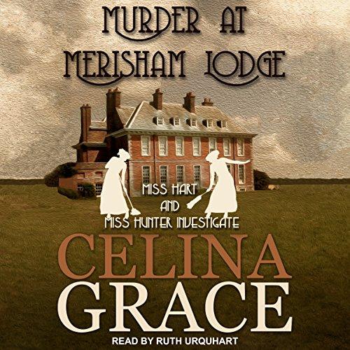 Murder at Merisham Lodge audiobook cover art