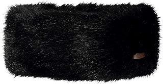 Barts Fur Headband - Black