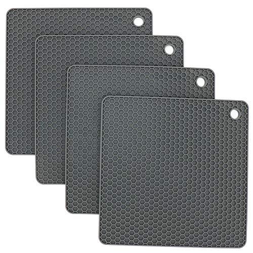 Square Silicone Trivets